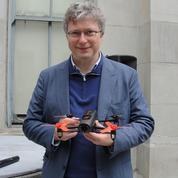 Mariages en série dans l'industrie des drones professionnels