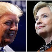 Clinton ou Trump: un président mal-aimé bientôt à la Maison-Blanche?