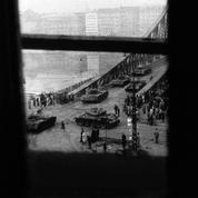 Le 4 novembre 1956 : les chars soviétiques déferlent sur Budapest