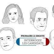 Immigration et intégration : les réponses des candidats à la primaire à vos questions