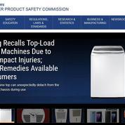 Après les téléphones, Samsung rappelle près de troismillions de machines à laver