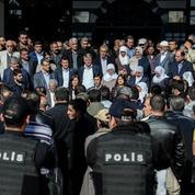 Turquie : sous pression, l'opposition prokurde boycotte le Parlement