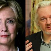 WikiLeaks contre Hillary Clinton: Julian Assange, faiseur de roiou pétard mouillé?