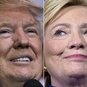 Clinton ou Trump ? Les parieurs flambent sur la Toile