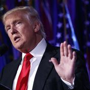 Victoire de Trump: «Le début du chaos commence peut-être aujourd'hui»