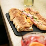 Pressing, paninis de chefs