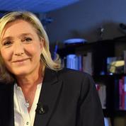 Élection de Trump : Marine Le Pen exulte