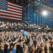 Face à l'Hudson, la dernière nuit d'attente d'Hillary Clinton