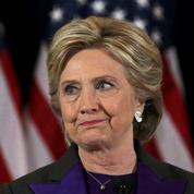 Hillary Clinton, la fin d'une ambition jamais assouvie