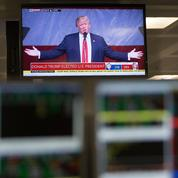 Dans son discours, le président-élu Trump n'est déjà plus le candidat Donald