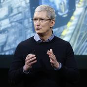 Après la victoire de Trump, l'appel à l'unité du patron d'Apple