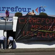 Carrefour devant le tribunal, épinglé pour «pratiques abusives»