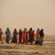 Syrie : les combats autour de Raqqa ont poussé les habitants à fuir