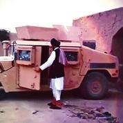 La nouvelle propagande des talibans