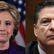 Hillary Clinton accuse le directeur du FBI d'être responsable de sa défaite