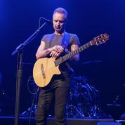 Sting au Bataclan, ferveur et émotion