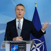 Le chef de l'Otan rappelle la valeur du lien transatlantique