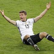 Thomas Müller repris violemment par Saint-Marin après ses critiques sur leur niveau de jeu
