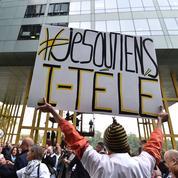 i-Télé: pas de sortie de crise, la grève continue