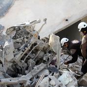 Syrie : Alep de nouveau sous les bombes, l'aide alimentaire s'épuise