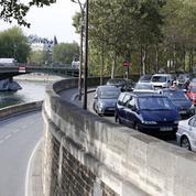 Voies sur berge: le rapport qui dénonce l'explosion des embouteillages à Paris