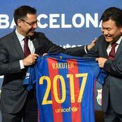 Le FC Barcelone signe un contrat faramineux avec un géant japonais