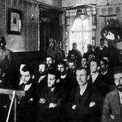 En procès : des écrivains au greffe