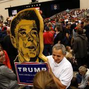 Trump et Reagan, de nombreuses analogies et une différence