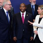 Le monde renfloue la Centrafrique