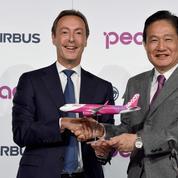 Airbus monte en puissance au Japon