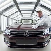 Traitement de choc pour Volkswagen