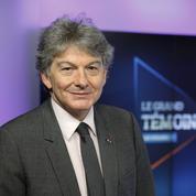 Thierry Breton: «Créons un fonds européen de défense»