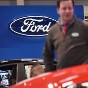 Ford fait une concession au futur président américain