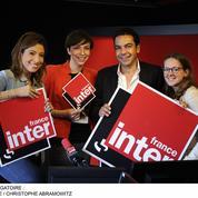 France Inter devient la deuxième radio de France derrière RTL