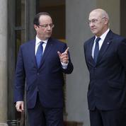 Michel Sapin assure François Hollande de sa fidélité