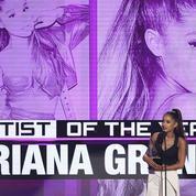 Ariana Grande, Drake, Rihanna... Le palmarès des American Music Awards 2016