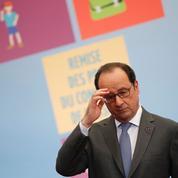 Merci pour ce quinquennat: quand des artistes volent au secours de François Hollande