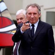 Bayrou veut «faire mûrir un projet plus juste et plus social»