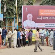 La pénurie d'argent liquide plonge l'Inde dans le chaos