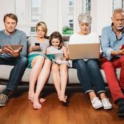 Les Français plus accros au Web qu'à la TV