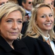 Sur la rose bleue du FN, Marion Maréchal-Le Pen et sa tante divergent