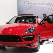 Porsche est devenu champion des SUV