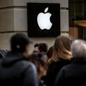 Le fisc réclamerait à Apple France plus de 400 millions d'euros