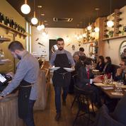 Les nouvelles tables de Paris VIIe