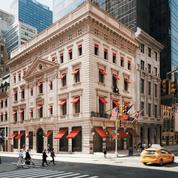 Un centenaire sur Fifth Avenue
