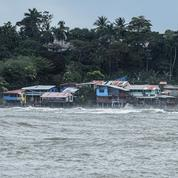 L'ouragan Otto fait plusieurs morts au Costa Rica