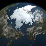 Coup de chaud sur les glaces de l'Arctique