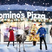 Au Japon, Domino's Pizza veut faire livrer ses pizzas par des rennes cet hiver