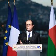 Hollande cerné jusqu'à Madagascar par ses rivaux socialistes