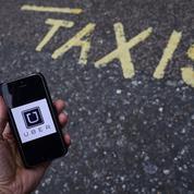 Uber géolocalise désormais ses clients après leur trajet